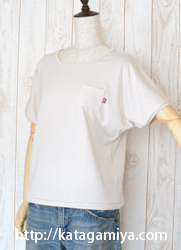 子供服ドルマンTシャツ型紙とおそろいの型紙