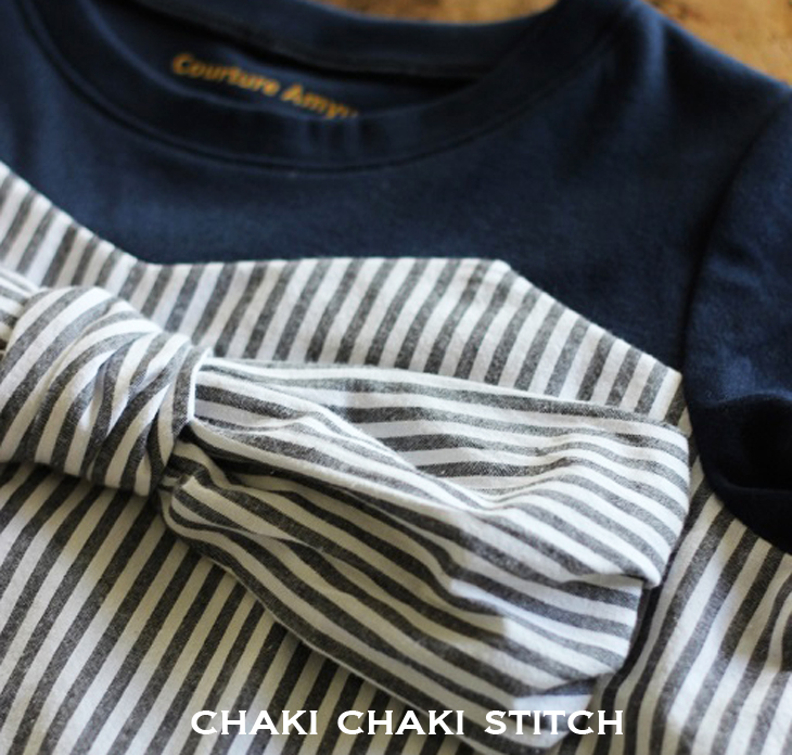 キャミソールTシャツ ハンドメイド子供服型紙
