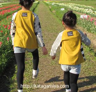 子供服型紙・普段着や入園入学などのフォーマルにも使えるがーでプルオーバー