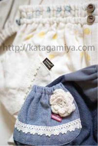 縫い代付きの洋裁型紙