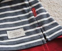 簡単につくれるおしゃれなTシャツ&カットソー型紙・子供服ハンドメイド