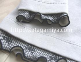 子供服Tシャツ型紙・作り方簡単な半袖&長袖・クルー・タートル風ハイネック型紙