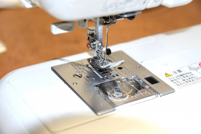 直線ミシンで作れる型紙