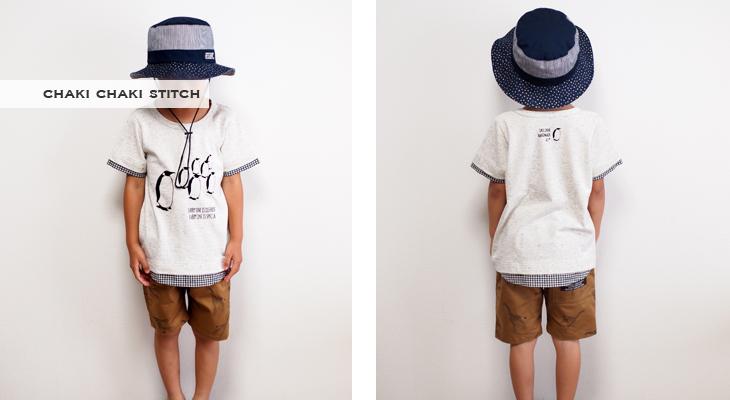 子供(男の子も女の子も)ズボン型紙(ひざ上・ひざ下)と作り方